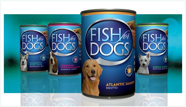 Fish for dogs safcol for Fish for dogs